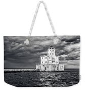 Drama In The Clouds Weekender Tote Bag