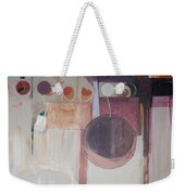 Drama Weekender Tote Bag