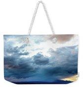 Drama Over Mt. Graham Weekender Tote Bag