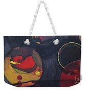 Drama Resolved 1 Weekender Tote Bag