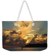 Dramatic Clouds Weekender Tote Bag