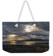 Dramatic Skye Weekender Tote Bag