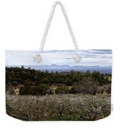 Draney Orchard Pano Weekender Tote Bag