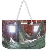 Draping Nets 2 Weekender Tote Bag