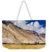 Drass Village Agriculture Kargil Ladakh Jammu And Kashmir India Weekender Tote Bag