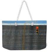 Drawbridge And Stoplight Weekender Tote Bag