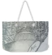 Drawing A Masterpiece  Weekender Tote Bag