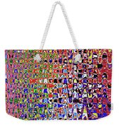 Drawing Color Abstract#5335wctw Weekender Tote Bag