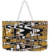 Drawing Composition Abstract Weekender Tote Bag