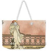 Drawing Weekender Tote Bag