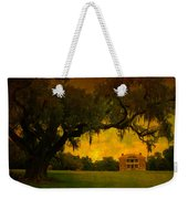 Drayton Hall Plantation In Charleston Weekender Tote Bag