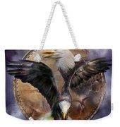 Dream Catcher - Spirit Eagle 3 Weekender Tote Bag
