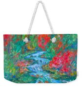 Dream Creek Weekender Tote Bag