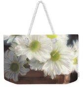 Dream Daisies Weekender Tote Bag