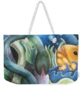 Dream Fish Weekender Tote Bag