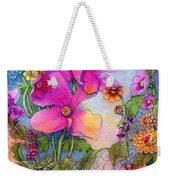Dream Flowers Weekender Tote Bag