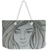Dream Girl Weekender Tote Bag