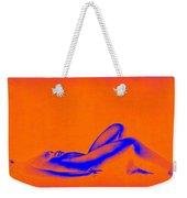 Dream In Orange Weekender Tote Bag
