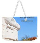 Dream Mlk Memorial Weekender Tote Bag
