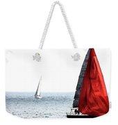 Dream Of Red Weekender Tote Bag