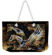 Dream Of The Horse With Painted Wings  Weekender Tote Bag