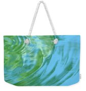 Dream Pool Weekender Tote Bag by Donna Blackhall