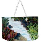 Dream River Weekender Tote Bag