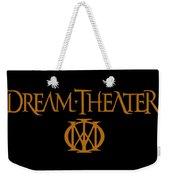 Dream Theater Logo Weekender Tote Bag