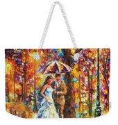 Dream Wedding Weekender Tote Bag