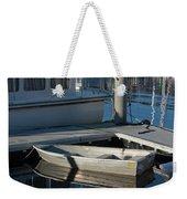 My Dream Yacht Weekender Tote Bag