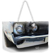 Amx In Your Face Weekender Tote Bag