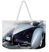 Auburn Boating Weekender Tote Bag