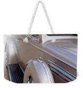 Siding With Buick Weekender Tote Bag