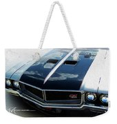 Buick With Attitude Weekender Tote Bag