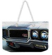 Buick With Gas Weekender Tote Bag