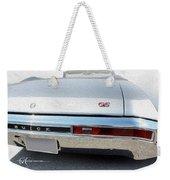 Sunnin' Topdown Buick Weekender Tote Bag