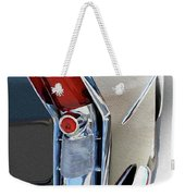 Red Arrow Buick Weekender Tote Bag
