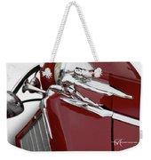 Beautiful Buick Babe Weekender Tote Bag