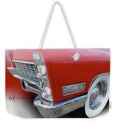 Whitewall Caddie Weekender Tote Bag