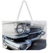 Candid Cadillac Weekender Tote Bag