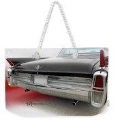 Twin Pipe Caddie Weekender Tote Bag