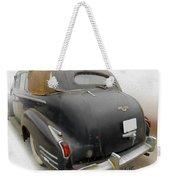 Forgotten Caddie Weekender Tote Bag