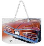 Dream_chevy105 Weekender Tote Bag