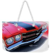 Dream_chevy121 Weekender Tote Bag