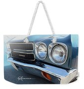 Dream_chevy146 Weekender Tote Bag