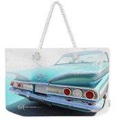Dream_chevy152 Weekender Tote Bag