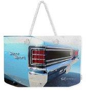 Dream_chevy154 Weekender Tote Bag