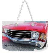 Dream_chevy155 Weekender Tote Bag