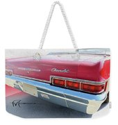 Dream_chevy163 Weekender Tote Bag