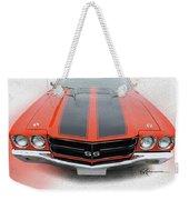 Dream_chevy178 Weekender Tote Bag